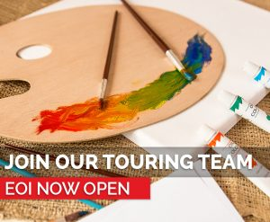 Join Our Touring Artist Team