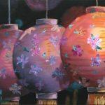 Oriental Lanterns artwork