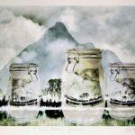 Preserving Memories - Glasshouses artwork