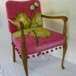 Wattle Chair Resurrection artwork