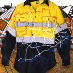 The Rise of the Ubiquitous Fluoro Shirt artwork