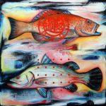 Red Fish artwork