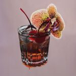 The rose-coloured glass she was looking through by Hannah Murray, 2020 - Queensland Regional Art Awards Entry, 2020
