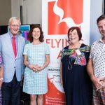 Gina & Tim Fairfax, Jennifer Howard MP, Kerryanne Farrer, Simon Wright