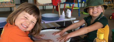 Small Schools Outcome: Muttaburra's Centre of Queensland Monument