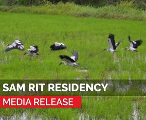 Flying Arts Alliance - Sam Rit Residency
