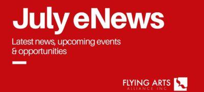 July eNews: Final month to enter Queensland Regional Art Awards