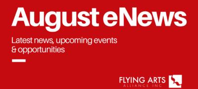 August eNews: Digital programs galore!