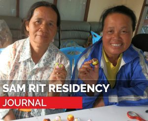 sam rit residency - more weaving