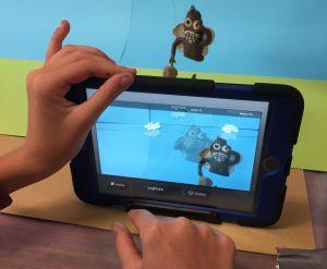 stop motion animation workshop